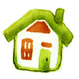 House and Home Clipart