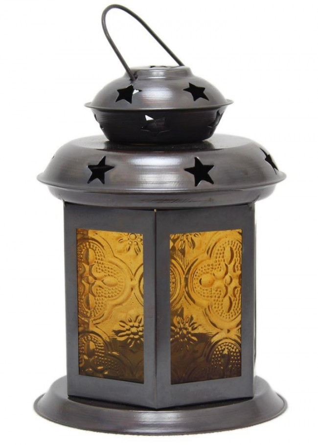 Pretty Moroccan Lantern Tealight